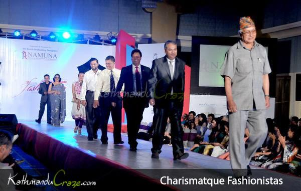 Kathmandu Craze For Every Mood And Every Move Namuna Charismatique Fashionistas 9th Annual Graduation Fashion Show