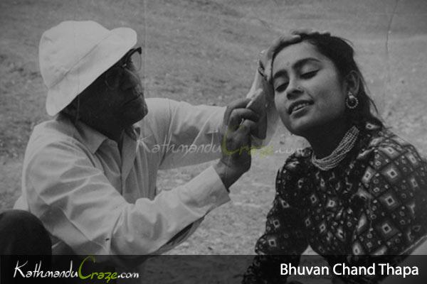 Bhuvan Chand  Thapa
