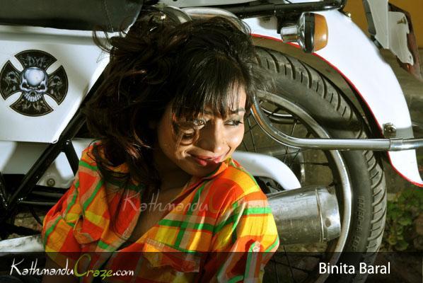 Binita  Baral