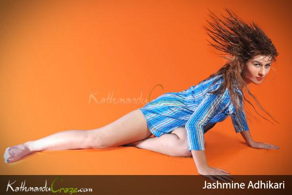 Jashmine  Adhikari