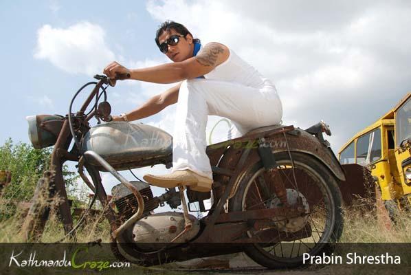 Prabin  Shrestha