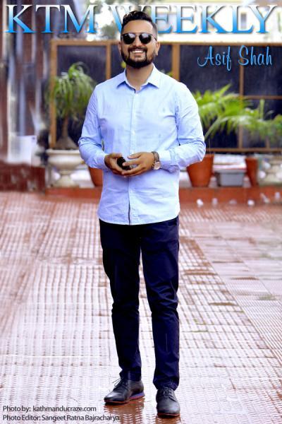 Asif Shah