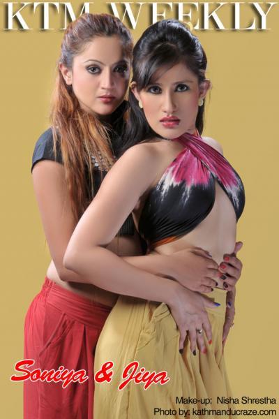 Soniya and Jiya