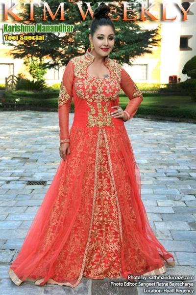 Karishma Manandhar (Teej Special)