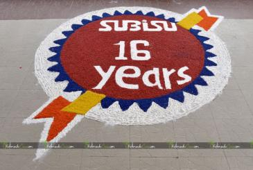 SUBISU 16th Anniversary