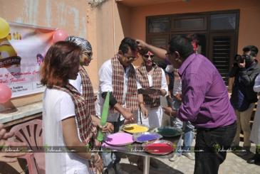 Kathmandu Craze 6th Anniversary & Holi Celebration