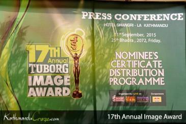 17th Annual Image Award: Press Meet