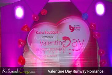 Valentine's Day Runway Romance