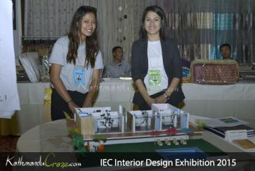 IEC Interior Design Exhibition 2015