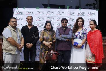 Chase Workshop Programme