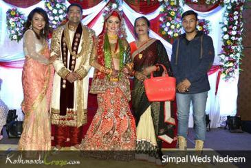 Simpal Weds Nadeem