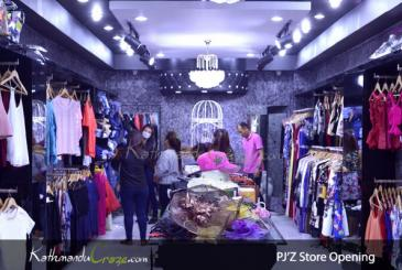 PJ Z Store Opening