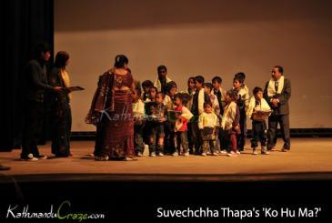 Suvechchha Thapa's 'Ko Hu Ma?'