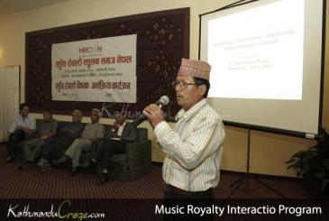 Music Royalty Interaction Program