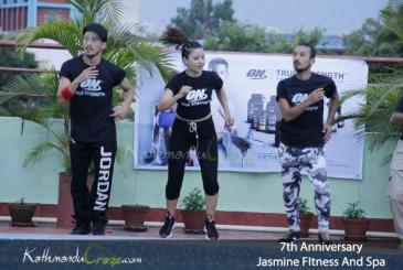 Jasmine Fitness And Spa 7th Anniversary
