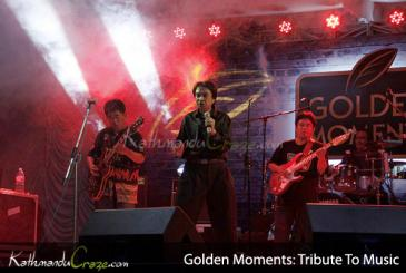 Golden Moments: Tribute To Rock