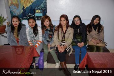 Beautician Nepal 2015: Auditions