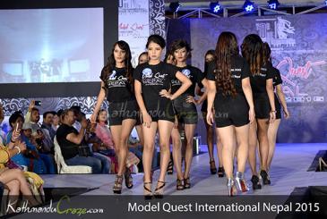 Model Quest International Nepal 2015
