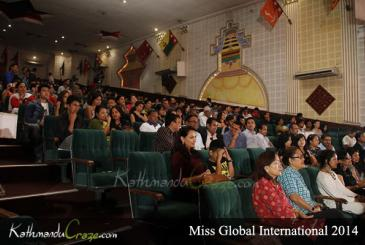 Miss Global International 2014
