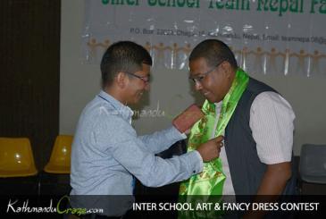 Inter School Art & Fancy Dress Contest