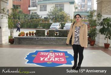 Subisu 15th Anniversary