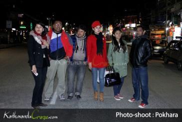 Kathmandu Craze: Photo-shoot at Pokhara
