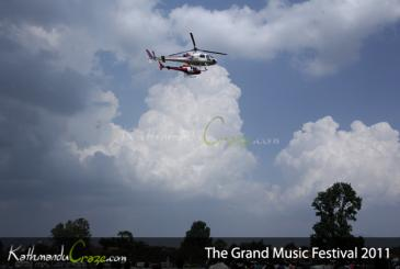 The Grand Music Festival 2011