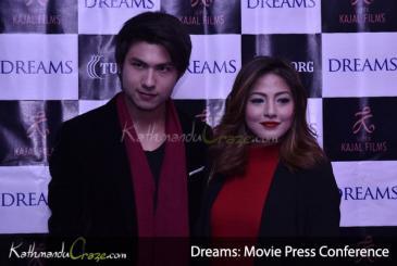 Dreams: Movie Press Conference