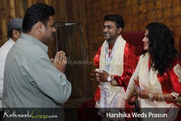 Harshika Weds Prasun