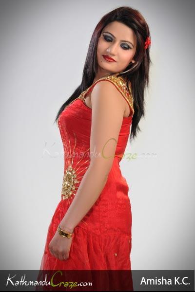 Amisha  K.C.
