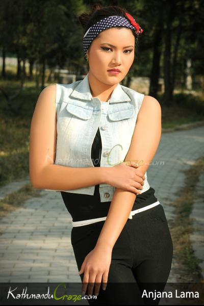 Anjana  Lama