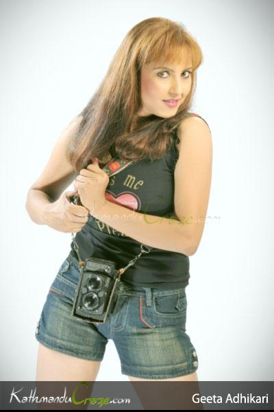 Geeta  Adhikari