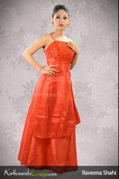 Raveena  Shahi