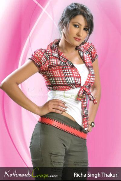 Richa Singh Thakuri