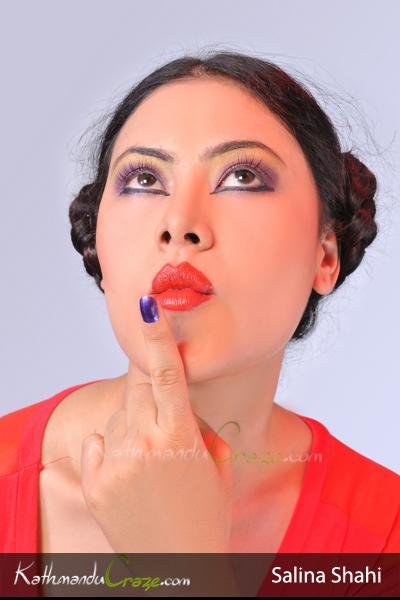 Salina  Shahi