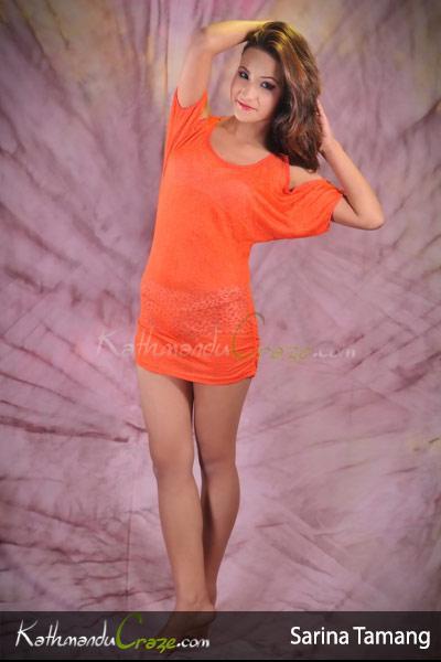 Sarina  Tamang