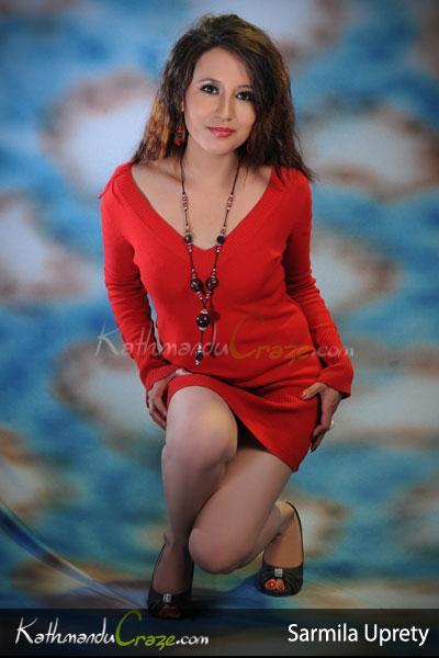 Sarmila  Uprety
