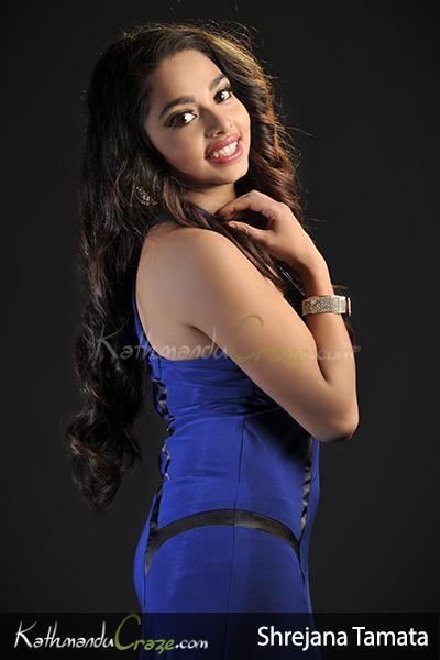 Shrejana  Tamata