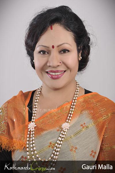 Gauri Malla nude photos 2019